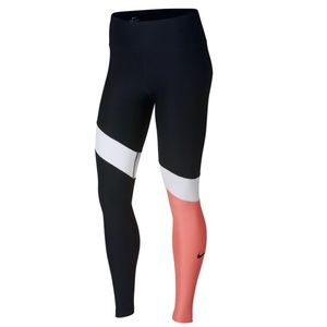 Nike Power Training Colorblock Tights Extra Small